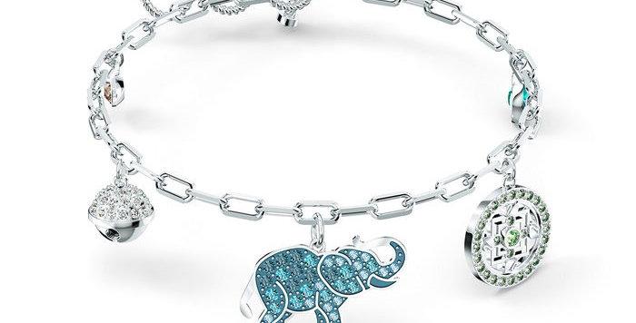 Swarovski armbånd Symbolic Elephant