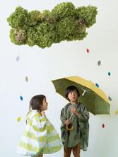 kids poncho parabrella