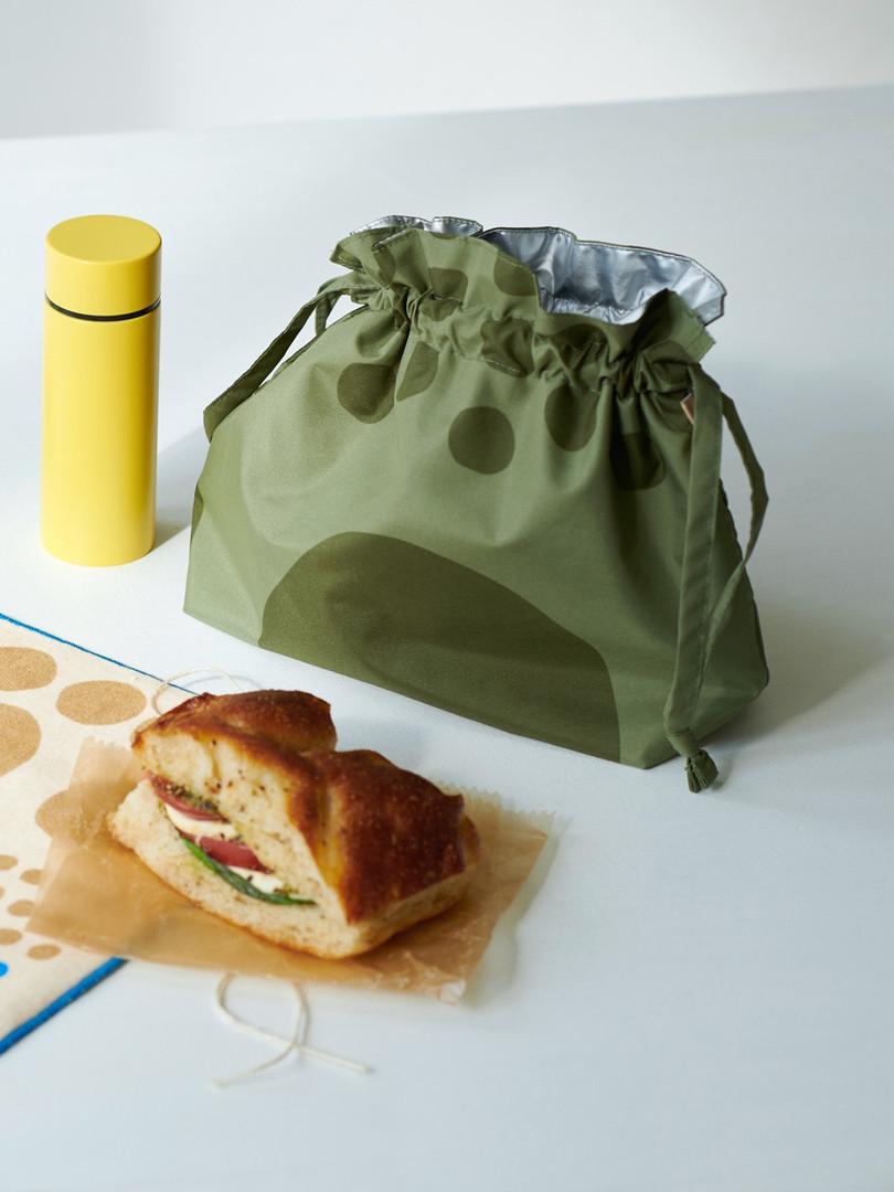 lunch bag textile