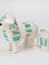 dog poncho textile