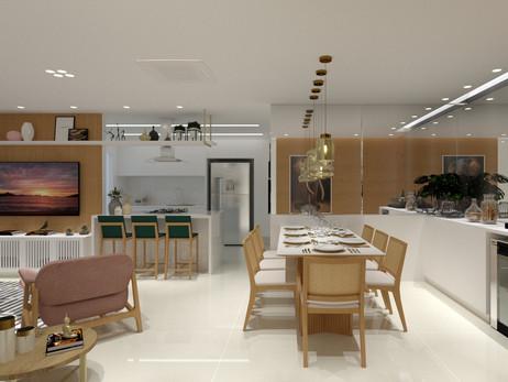 MR | Apartamento Jardim Oceânico
