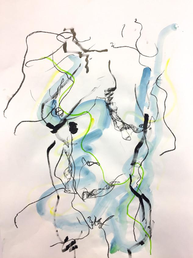 Blue Nude VI