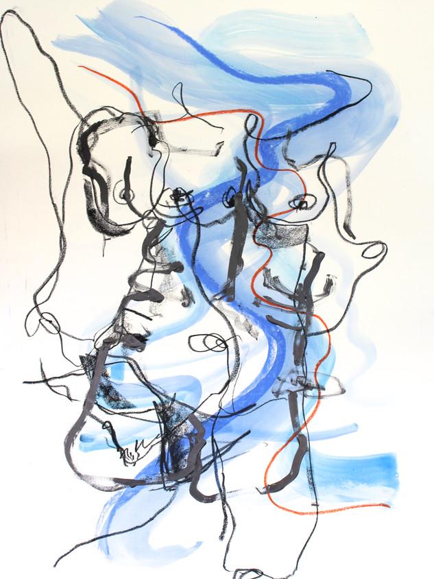 Blue Nude XIII