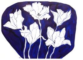 Tulip Still Life XI