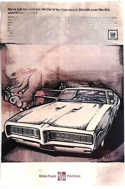 GM Pontiac GTO