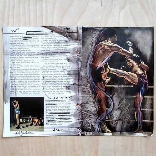Thai Boxing 1967