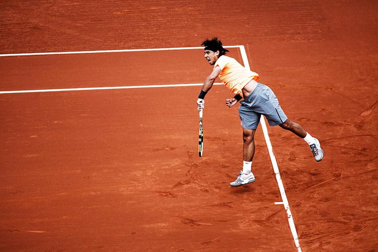 02 Nadal vs Lopez_ATP 500 barcelona_Luna