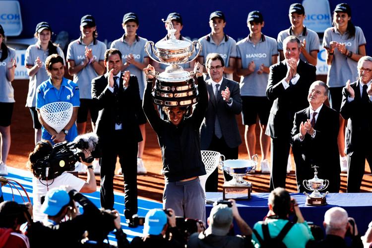 05 Rafael Nadal vs Ferrer Open Barcelona