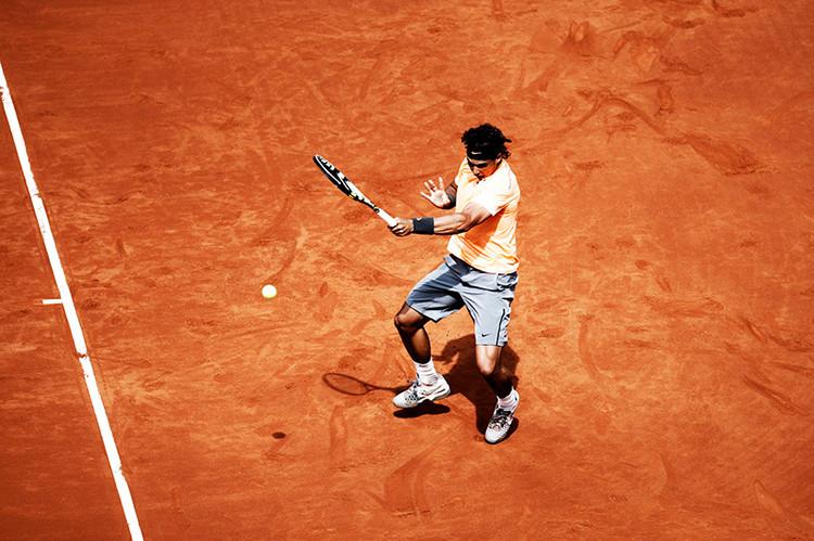 04 Nadal vs Lopez_ATP 500 barcelona_Luna