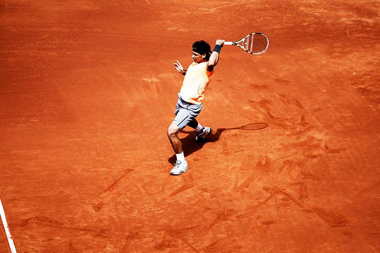 03 Nadal vs Lopez_ATP 500 barcelona_Luna