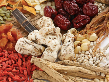 Enhancing strength, vitality and longevity with Chinese tonic herbs