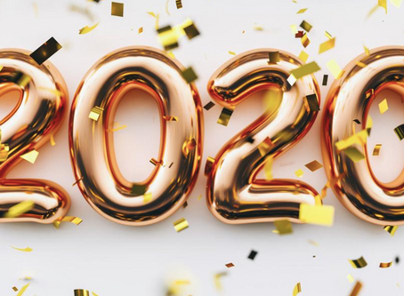 2020 Intentions – resolving to slow down and do less