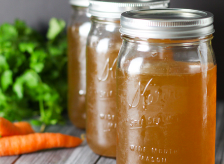 20 reasons to start drinking traditional bone broth everyday