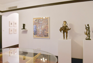 shanghai Mika solo exhibition