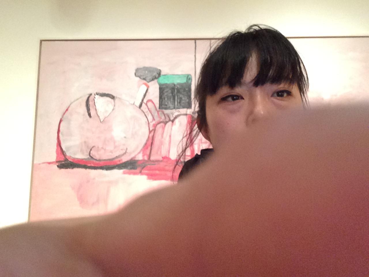 大好きなフィリプ・ガストンの絵画と私