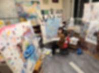 菊池龍門アーティストスタジオ Photo bu Ito Ryo.jpg