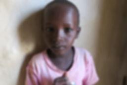 A Maasai boy