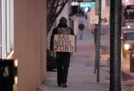 Helping homeless find work..How?