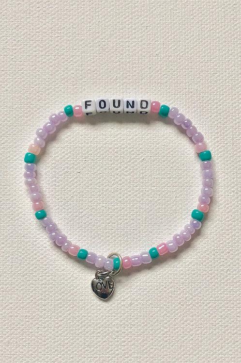 CUSTOM Word Bracelet