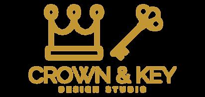 Clear CROWN & KEY Logo.png