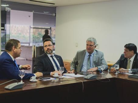 Bancada garante o pagamento de R$ 3,5 milhões para pavimentação em Rio Branco