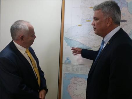 Petecão cobra urgência na liberação de recurso para Segurança Pública
