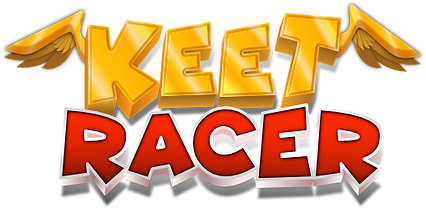 keet racer words.png