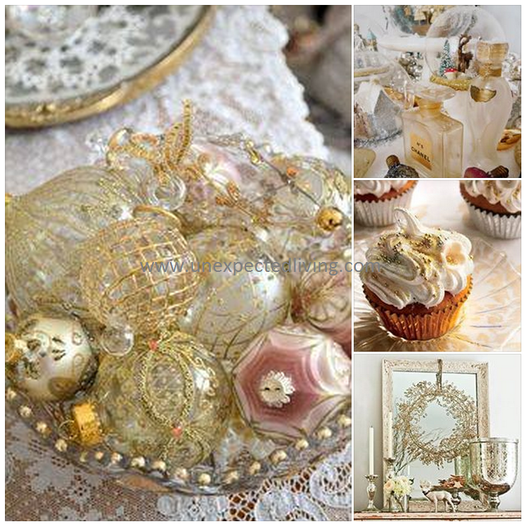 Vintage Glamour / Unexpected Living Styling