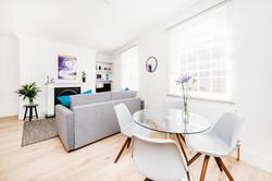 Contemporary Soho Apartment