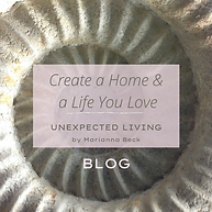 Unexpected Living Holistic Home Styling.