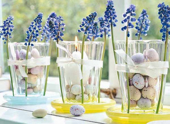 Spring and Easter Decoration