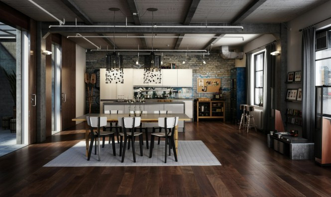 Lofts to live in