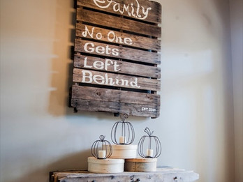 Green Living: Recycled Pallet Design