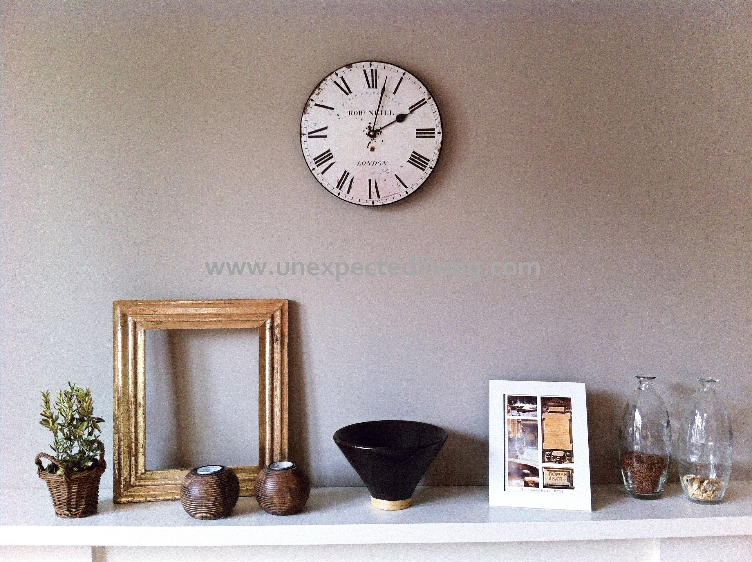 Unexpected Living Home Styling Dulwich H