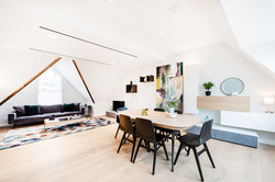Chic Covent Garden Penthouse