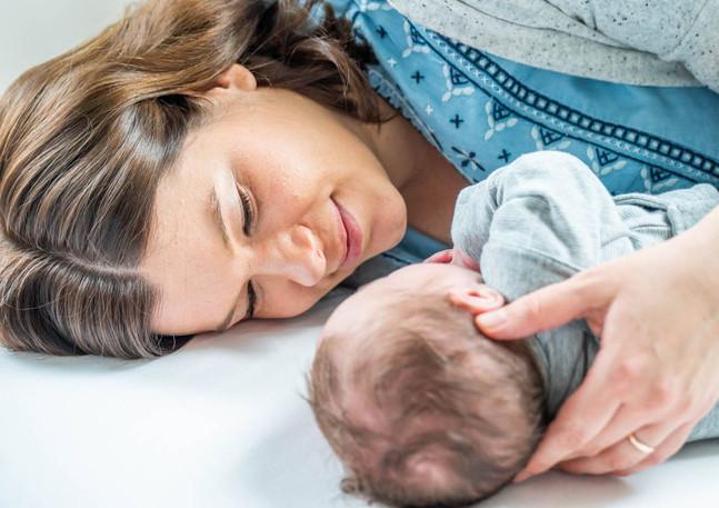Steinkopf Media - Familienshooting Baby 2