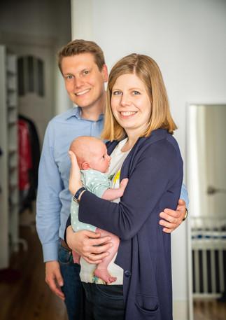 Steinkopf Media - Familienshooting Baby 1
