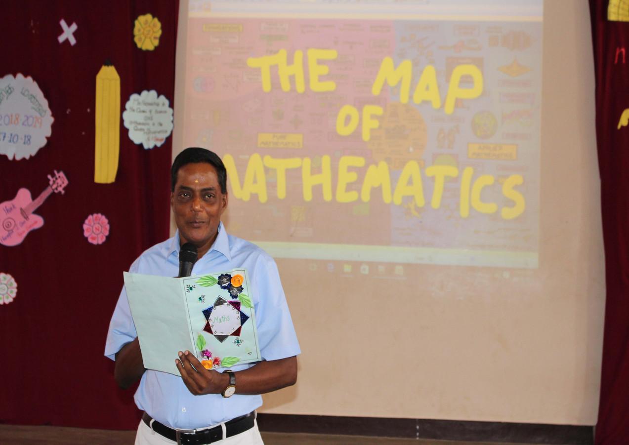 Maths Association Day