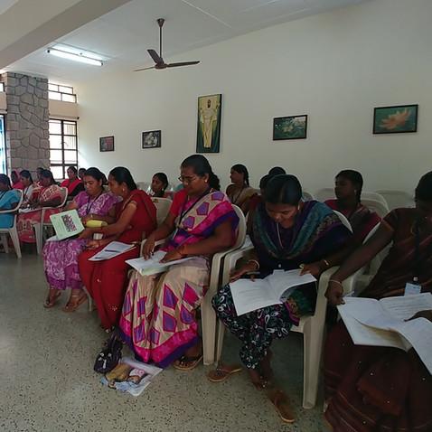 Workshop Hall