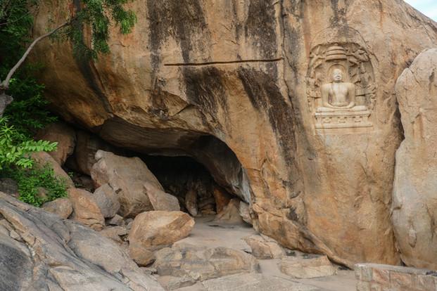 keelakuilkudi -Mahaveer Bas Relief