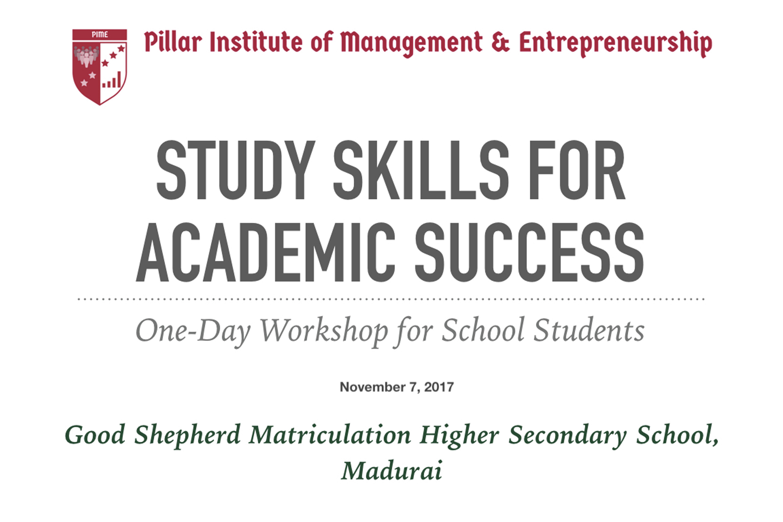 Study Skills for Academic Success