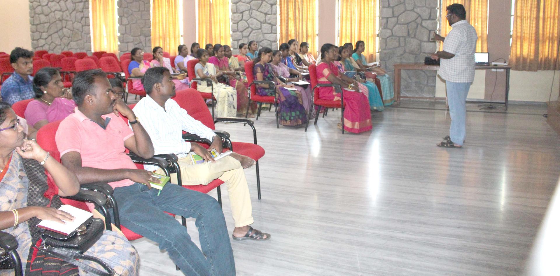 RTI Workshop
