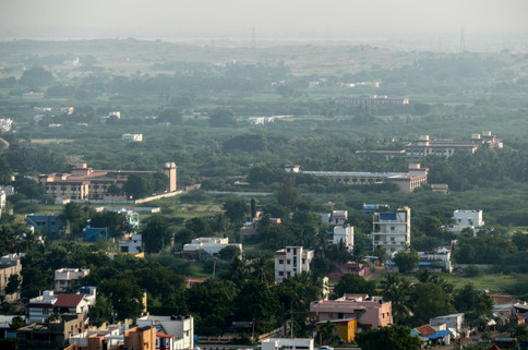 Pillar Campus - view from nagamalai.jpg