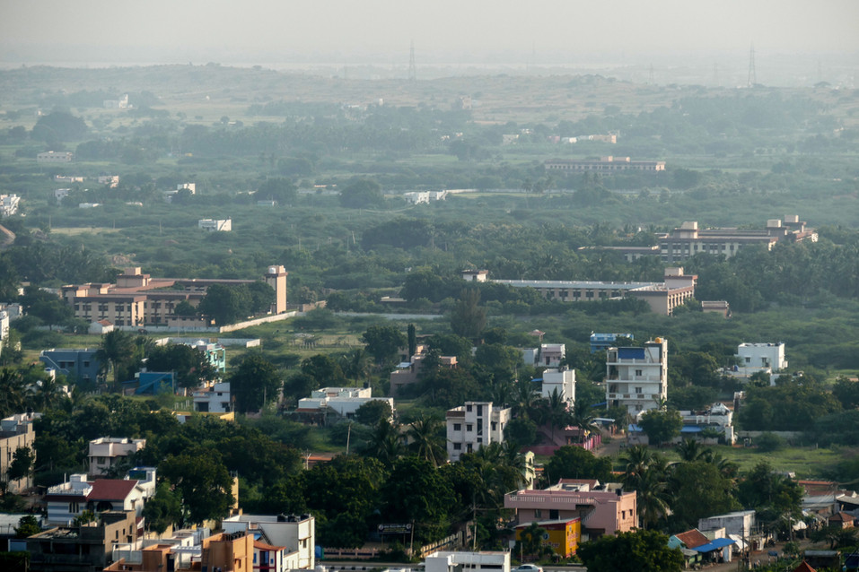 Pillar Campus - view from nagamalai.jpg