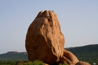 Flame Rock