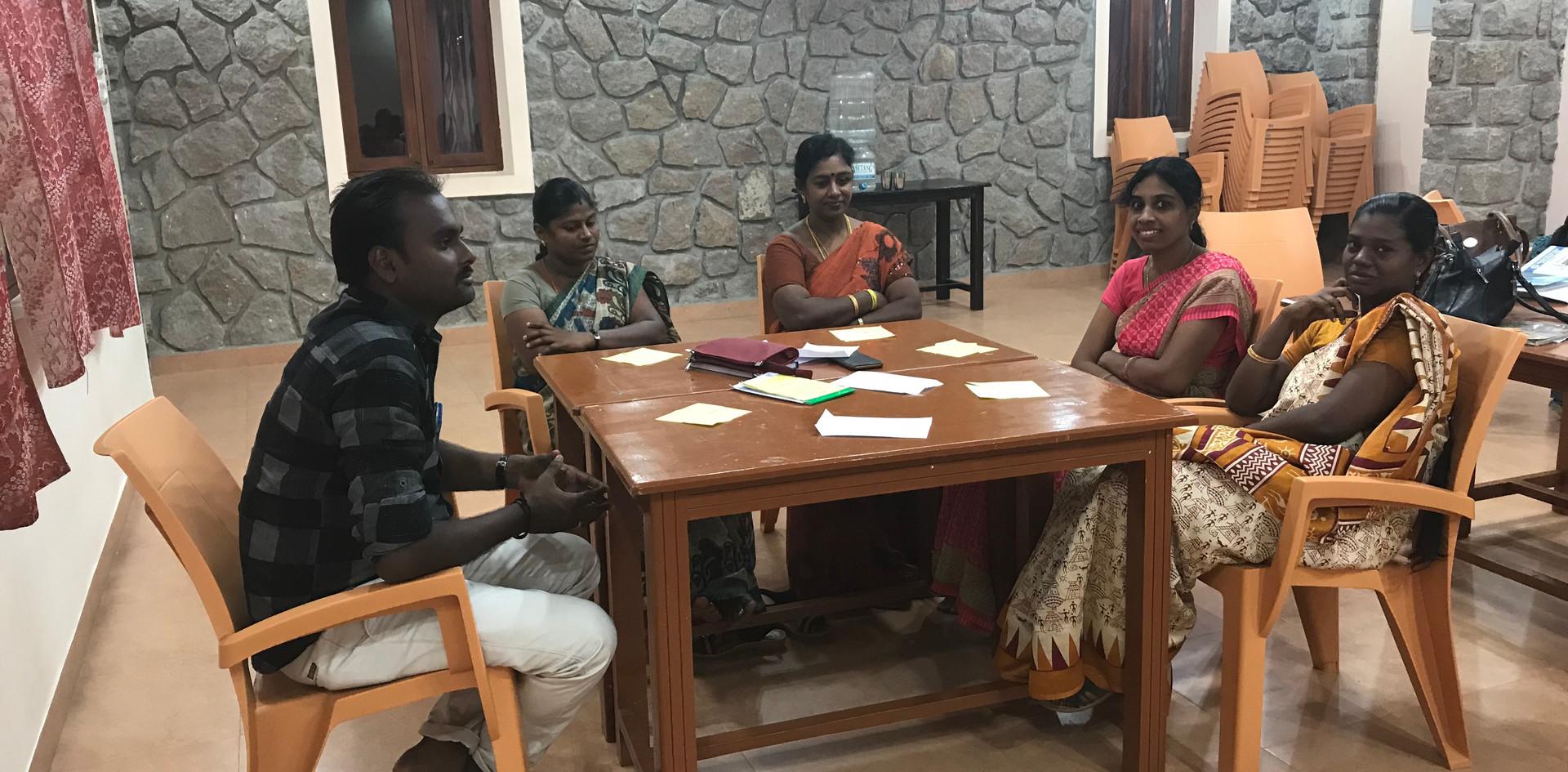 Teachers Orientation Program