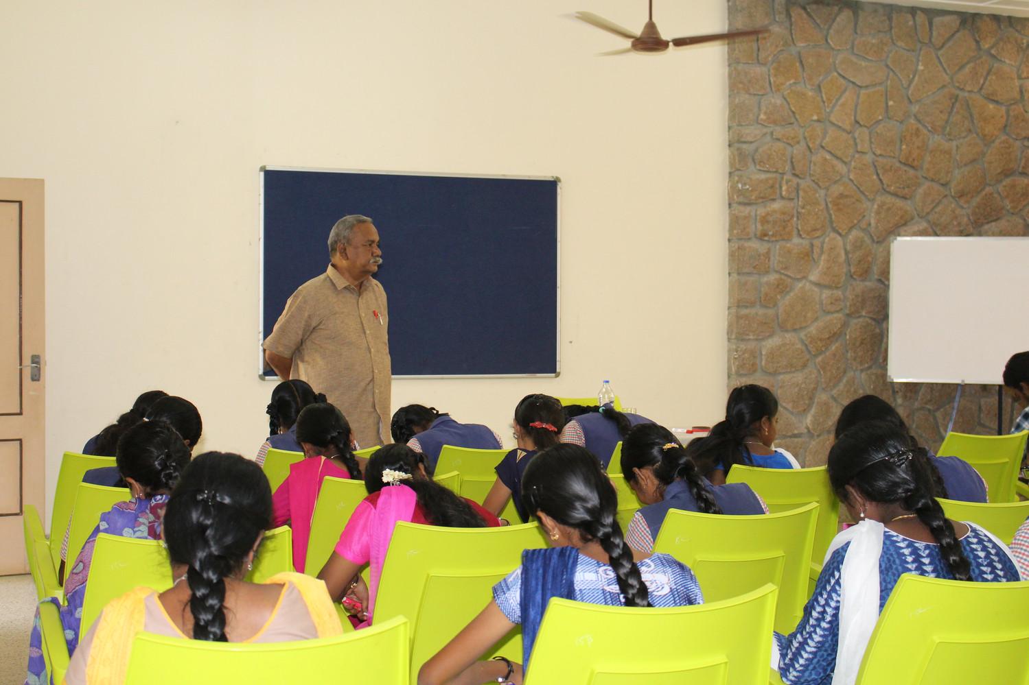 English Prof. Nedumaran