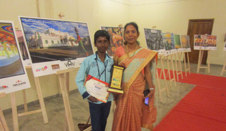 Interschool Drawing Competition
