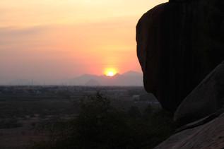 View from Perumal Malai