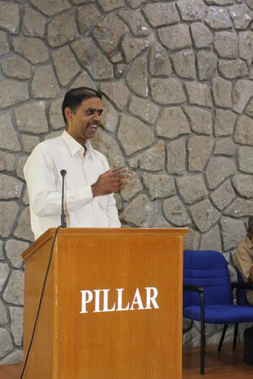 Prof. Joseph Devadasan, Director, PIME